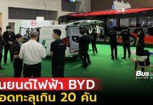 BYD Thailand by Siam ATR