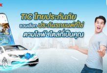 แนะนำการเลือกประกันภัยรถยนต์ ไทยประกันภัย